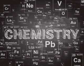 Фотообои Для кабинета химии 19728
