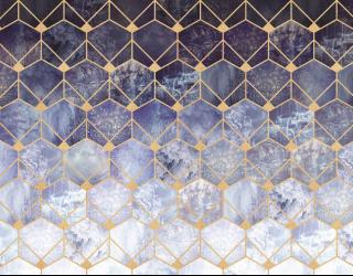 Фотообои Геометрическая абстракция 23006