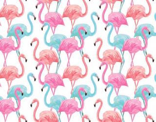 Фотообои Фламинго 19750