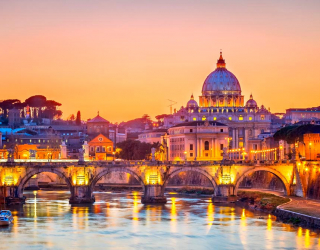 Фотообои Ватикан, Рим 7944