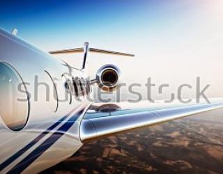 Фотообои Самолет 421483921