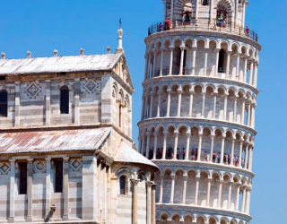 Фотообои Пизанская башня 1192