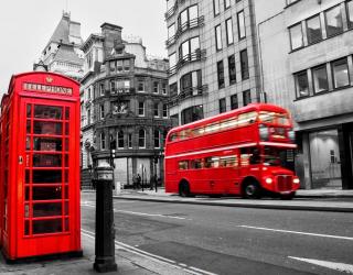 Фотообои Лондон 13453