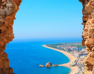 Фотообои Вид на море 12627