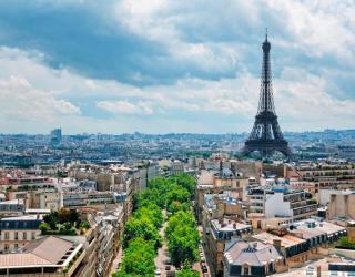 Фотообои Эйфелева башня, Париж 10574