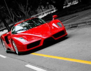 Фотообои FerrariEnzo 6002