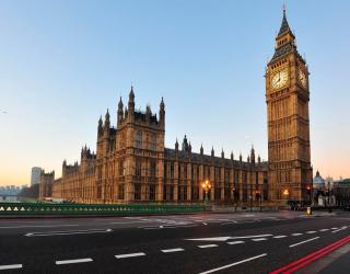 Фотообои  Лондонский Биг-Бен 6838