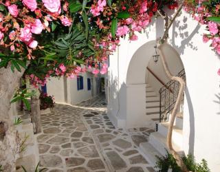 Фотообои Греческая арка 22154