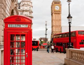 Фотообои Лондон 5840
