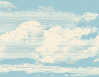 Фотообои Облака 26020