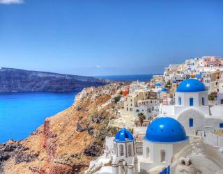 Фотообои Греция 2447
