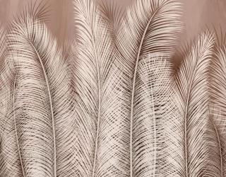 Фотообои Дизайнерские перья 28352