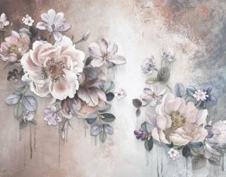 Фотообои Дизайнерские цветы 28813