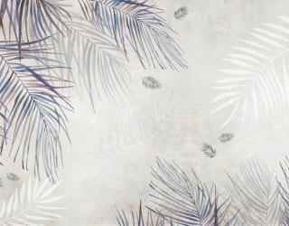 Фотообои Пальмовые ветки дизайнерские 27849