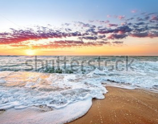 Фотообои Море, небо, солнце, пляж 314299406