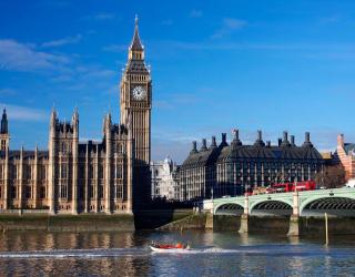 Фотообои Лондон 10293