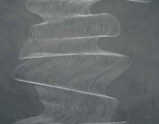 Фотообои Абстрактные волны 26161
