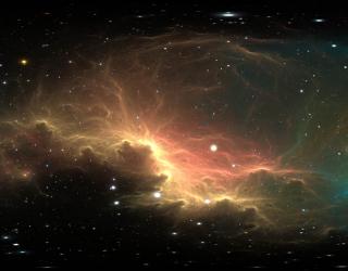 Фотообои Звёзды в небе 23693