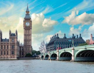 Фотообои Мост, Лондон 9481