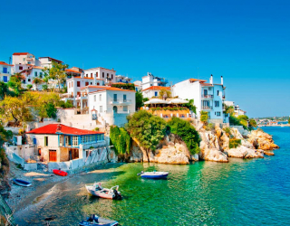 Фотообои Греция 4801