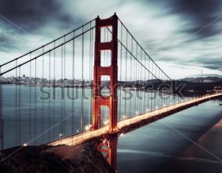 Фотообои Мост 119115361
