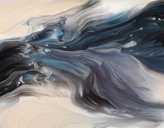 Фотообои Абстрактные волны 25291