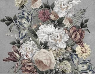 Фотообои Винтажные цветы 22539