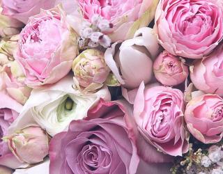 Фотообои Букет цветов 18691