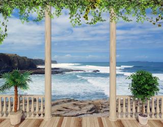 Фотообои Вид на море 13625