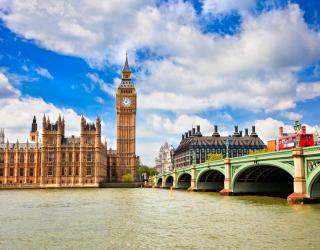 Фотообои Биг-Бен в Лондоне 10587