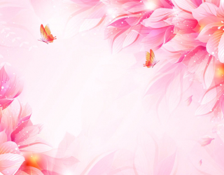 Фотообои Векторные цветы 3Д 20015
