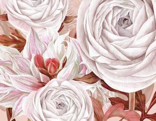 Фотообои Дизайнерские цветы 24250
