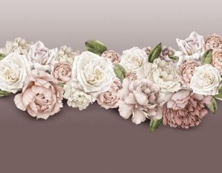 Фотообои Пионы и розы 22541