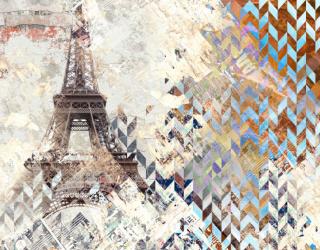Фотообои Эйфелева башня 18699