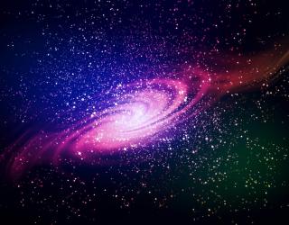 Фотообои Созвездия в космосе 25294