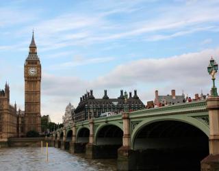 Фотообои Мост в лондоне 6120