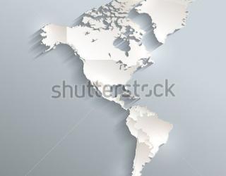 Фотообои Карта 455853532