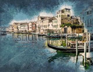 Фотообои Венеция 455173606