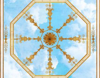 Фотообои на потолок 22516
