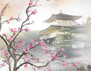 Фотообои Японские мотивы 22990