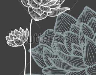 Фотообои Цветы 113805199