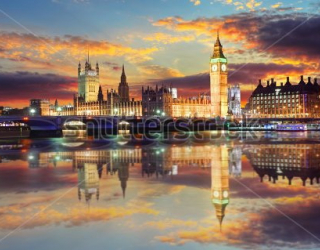 Фотообои Лондон 366817061