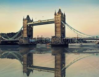 Фотообои Мост 105807098