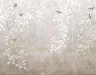 Фотообои Ветви с птицами 20064