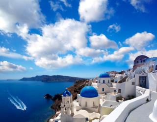 Фотообои Греция 6942