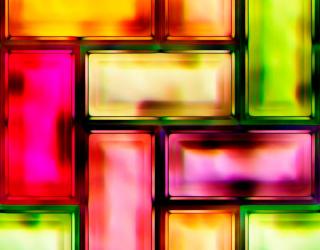 3д фотообои Разноцветные плитки 5123
