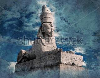 Фотообои Статуя 454560742