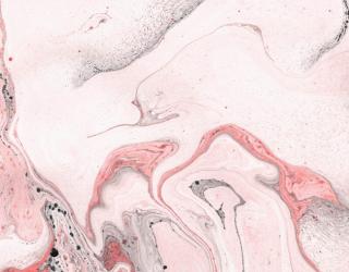 Фотообои Fluid art розовый 27509