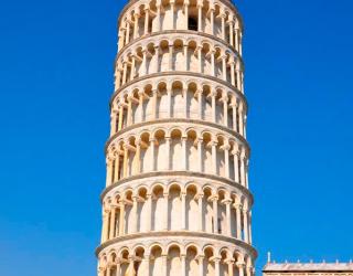 Фотообои Пизанская башня 0222