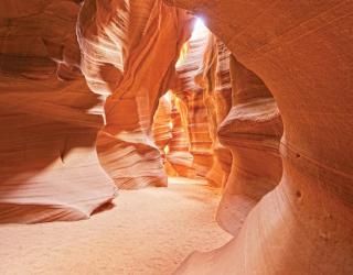 Фотообои Песочный каньон 22375